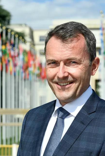 Jürg Lauber – Im Einsatz für den Multilateralismus