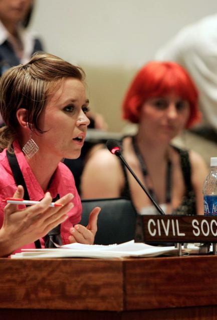 Die Schweiz im UNO-Sicherheitsrat: Plädoyer für einen konstruktiven Einbezug der Zivilgesellschaft