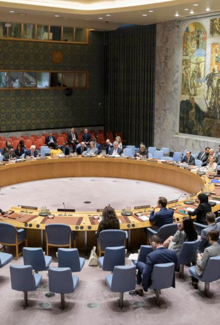 La candidature de la Suisse au Conseil de sécurité : un acte responsable